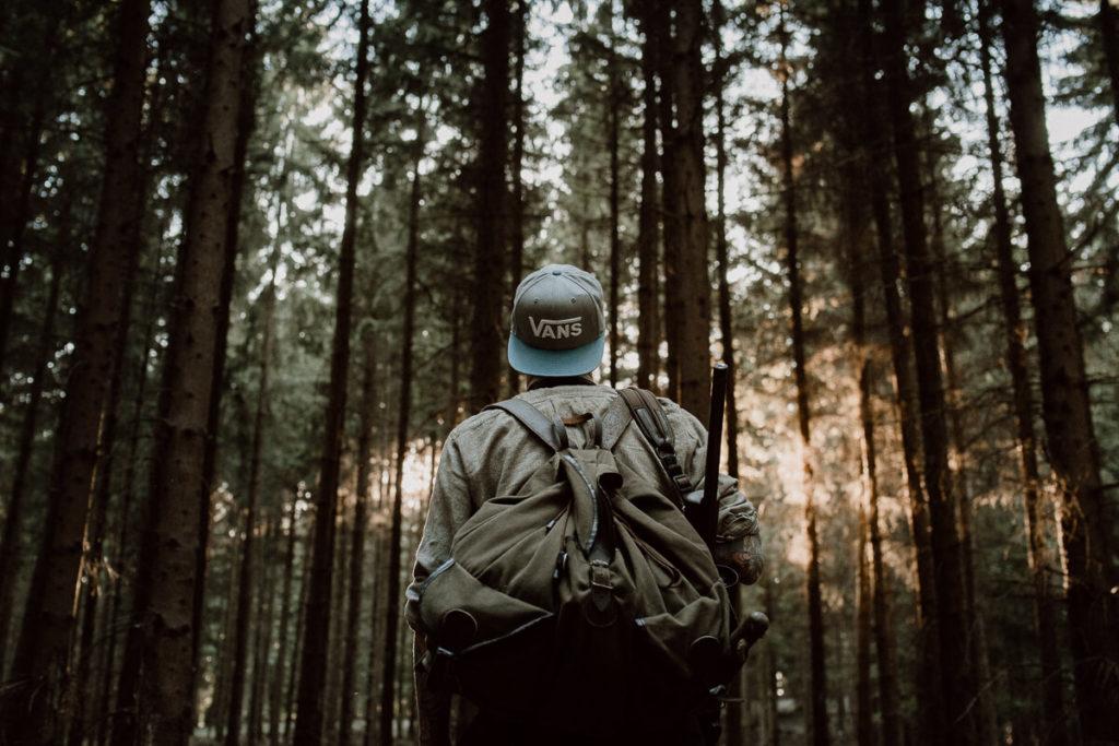 © Lappen & Prengel Mark Junglas im Wald
