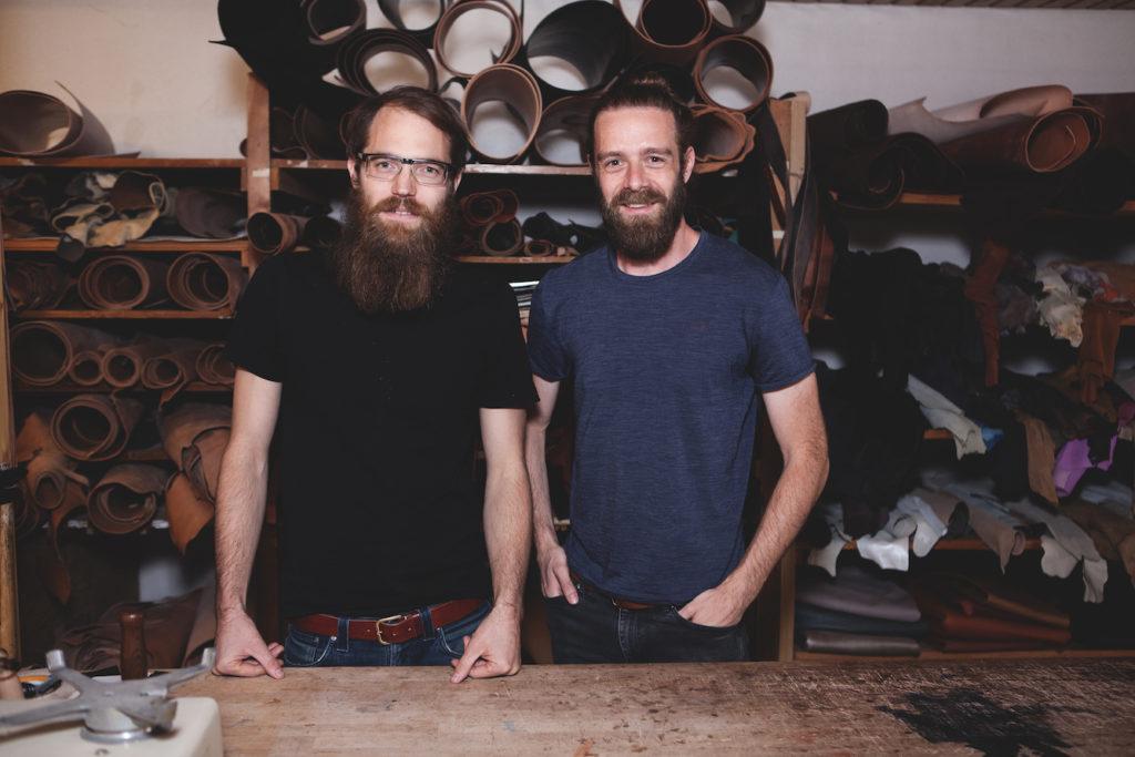 © Christoph Mandl & Jonas Mumm, Gründer von THANN