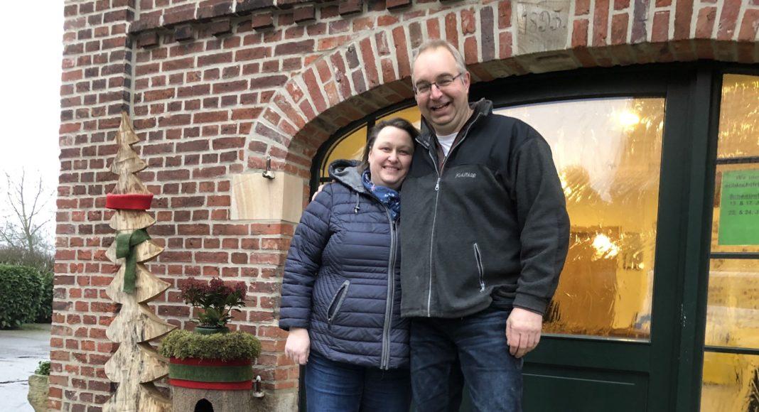 Stephanie & Henrik Schulte Wettendorf