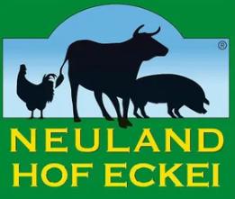 Neulandhof Eckei – Persönliches Einstehen für Tierwohl seit Anbeginn