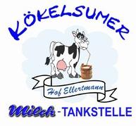 Hof Ellertmann – Milchtankstelle mit Milch aus Weidehaltung