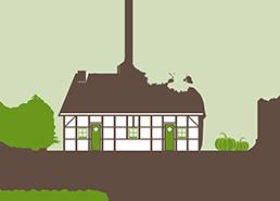 Linderskamps Hof – Wo Hühner zwischen Tannenbäumen spazieren gehen